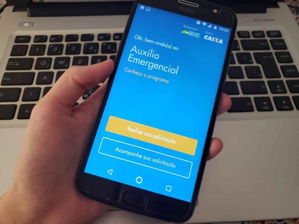 Caixa lança aplicativo e site para cadastro de auxílio de R$ 600 para informais