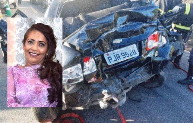 Uma das vítimas de acidente na BR-116 entre Teofilândia e Serrinha trabalhava no Hospital Clériston Andrade