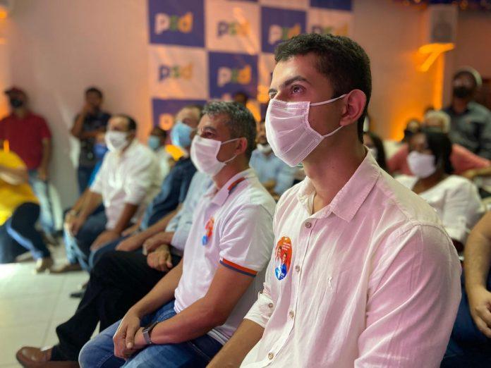 Convenção do PSD confirma Ricardo Maia Filho como pré-candidato a prefeito  de Tucano - avozdocampo