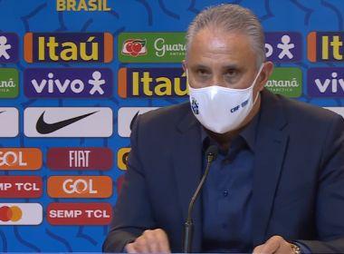 Tite convoca Seleção Brasileira para a estreia nas Eliminatórias