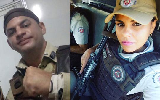 PM natural de Santaluz mata esposa, que também era policial, e comete  suicídio em seguida - avozdocampo
