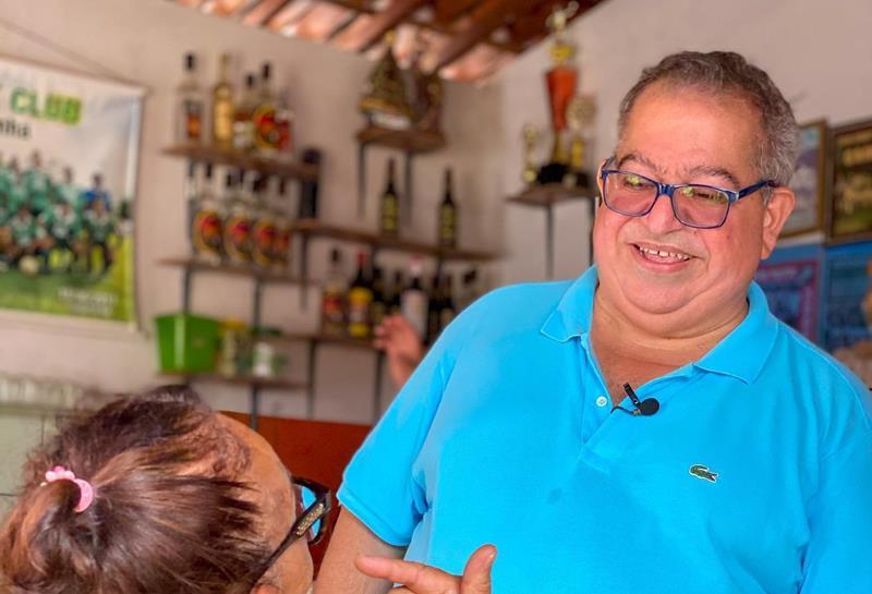 Ex-prefeito de Tucano, Rubinho, recebe alta após reinfecção por Covid-19