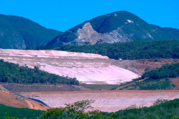 Deslizamento em barragem de rejeitos assusta moradores de Jacobina