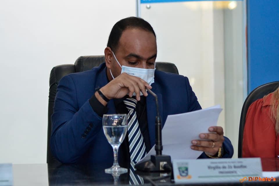 Câmara Municipal de Araci abre trabalhos legislativos 2021 no comando de Virgílio de Zé Bonfim