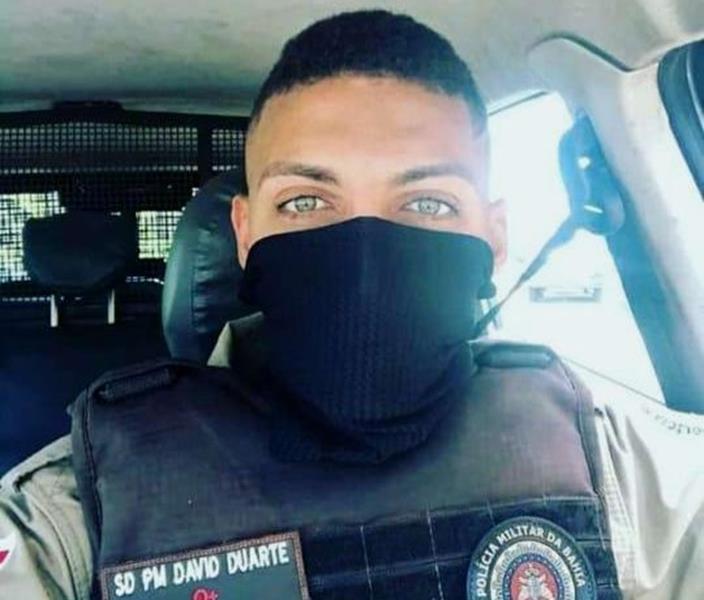 Policial militar de 27 anos é morto a tiros em Teofilândia
