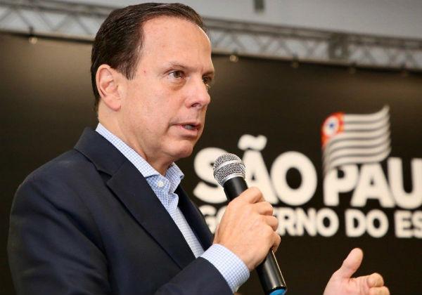 Rejeição da gestão de Doria no governo de São Paulo é de 65,3%, aponta pesquisa