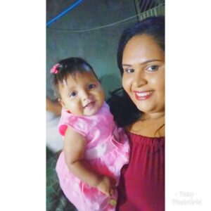 Araci: Mãe de criança com doença rara pede ajuda nas redes ...