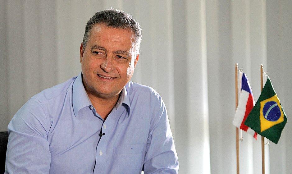 Governador da Bahia estará em Tucano para entregar estrada e anunciar novos projetos para a região